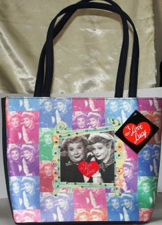 Vintage I Love Lucy Collectible Purse Bag by tdipane1202 on Etsy, $40.00 #bofriday #vintage #ilovelucy