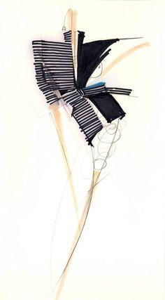 Fondazione Gianfranco Ferré / Collections / Woman / Couture / 1987 / Spring…
