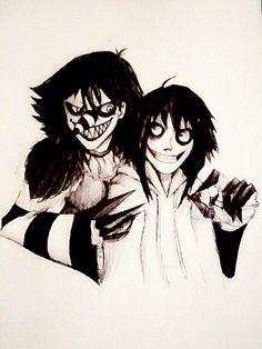Laughing Jack and Jeff the Killer