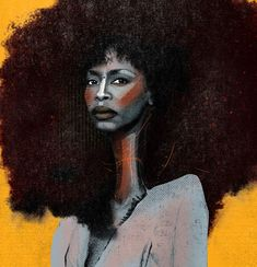American signer Erykah Badu is seen as the queen of the neo-soul genre. She is an activist, actor, singer and record producer with influences from 70's soul and 80's hip-hop. Her unique, soulful voice first made its mark during the 90's. ' Baduizm'- her 1997 debut album was a booming success which received a critical acclaim as well as winning her two Grammy awards.   This illustration is a personal project, representing Erykah during  the early 2000's. Steampunk Festival, Young Magazine, Caribbean Art, Neo Soul, Black Women Art, Exhibition Poster, Record Producer, Female Art, Fine Art Paper