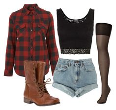 """<3"" by annellie ❤ liked on Polyvore"