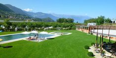 Naturcaravanpark Tisens | Herzlich willkommen in unserem Naturcaravanpark Tisens bei Meran - Südtirol