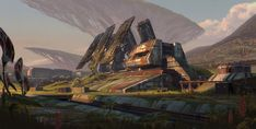 0_Building — Art of Sung Choi