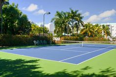 "Playing tennis? With this Key west Condo vacation rental you have access to a nice tennis court. - Key West Top Floor Condo ""Seaside Breeze"" -Monthly -  - rentals"
