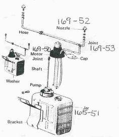 1990 Chevy Windshield Wiper Wiring