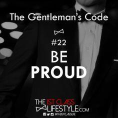 The Gentleman's Code #22