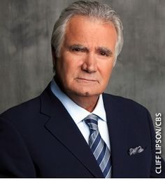 B & B's John McCook appeared as Eric Forrester on Y & R for Victor & Nikki's wedding. (From 1976 to 1980, he portrayed the character of Lance Prentiss on The Young and the Restless. This was when the two main families were the rich Brooks family and the struggling working class Foster family. Lance Prentiss married Lorie Brooks, played by Jaime Lynn Bauer.)