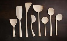 Handcrafted Limited Edition Wood Sculptural Sketches by Joshua Vogel, Black Creek Mercantile