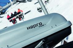 Hapro Dachbox Winterlandschaft