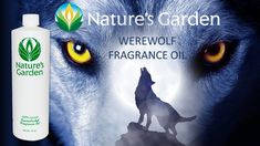 Werewolf Fragrance Oil- Natures Garden #fragranceoil #fragrances