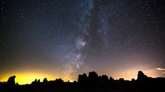 Time-Lapse Captures California's Extraordinary Skies