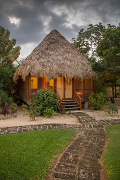 Belize with Kids - Turtle Inn - the same villa from the cover of National Geographic Traveler!