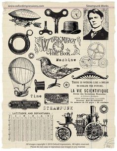 http://aliceinsteampunkwonderland.com/2014/09/22/order-of-the-day-vs-steampunk-posters/