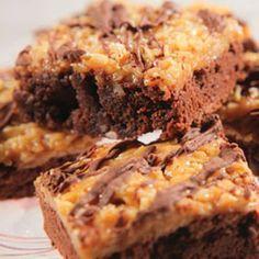 Delish Brownies