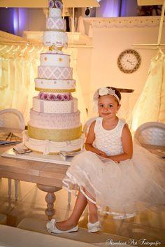 Big weddingcake by Taartendroom