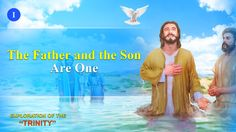 """Gospel Movie clip """"Exploration of the 'Trinity'"""" (1) - The Father and th..."""