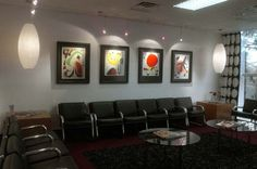 Orthodontists Office - contemporary - spaces - new orleans - Design By Todd
