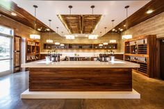 floating soffit | State of Zin: Tour the Gorgeous Wineries of Gold Country | California ...