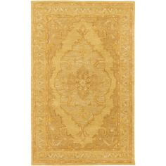 Artistic Weavers Fahua Bordered Wool Area Rug (7'6 x 9'6) - Overstock Shopping - Great Deals on Artistic Weavers 7x9 - 10x14 Rugs