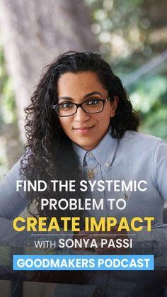 Goodgigs Social Entrepreneur Social Impact Careers Goodgigs Profile Pinterest