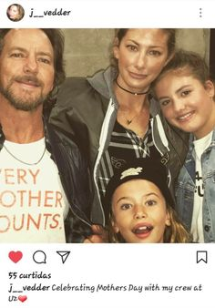 "Your hall pass to Eddie Vedder & the Eddie Vedder edition of ""hey girl"" Eddie Vedder Wife, Pearl Jam Eddie Vedder, Jeff Ament, Mister Ed, Matt Cameron, Seattle, Foo Fighters Nirvana, Wife And Kids, Thing 1"