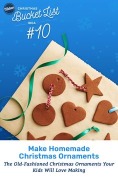 How to Make Cinnamon Ornaments How to Make Cinnamon Ornaments Pillsbury pillsbury Pillsbury Christmas Bucket List If you ever made scented cinnamon ornaments when you nbsp hellip ornaments baby Christmas Activities, Christmas Crafts For Kids, Homemade Christmas, Christmas Projects, Holiday Crafts, Holiday Fun, Christmas Holidays, Christmas Gifts, Christmas Decorations