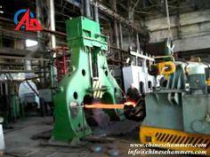 forged shaft,2 ton hydraulic open die forging hammer