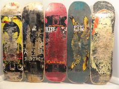 Skateboard Headboard skateboard headboard | andrew's bedroom | pinterest | skateboard