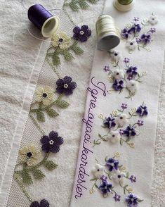 En çok beğenilen modellerimizden biri hemen hemen her siparişlerimizin içinde var diyebilirim... . . NOT:UZUN BİR SÜRE İÇERİSİNDE SİPARİŞ… Embroidery Stitches, Embroidery Designs, Needle Lace, Bargello, Floral Tie, Needlework, Elsa, Diy And Crafts, Crochet