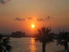Cyprus Cyprus Greece, Paphos, Perfect Place, Sunsets, My Dream, Places Ive Been, Traveling, Leaves, Heart