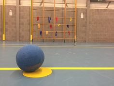 Acitviteit mikken - schiet het lint - schiet de bal door een vak. Hangt er een lintje dan is deze voor jou! (Voor de beleving zijn de gele linten natuurlijk dé gouden medailles)