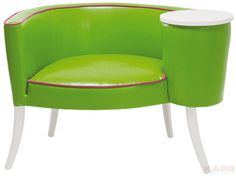 Clubsessel Philoma Green