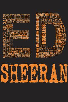ed sheeran tumblr songs - Buscar con Google
