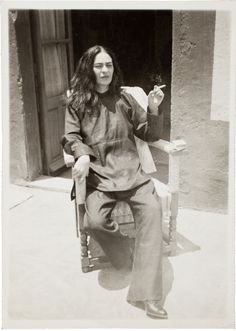 Flavorwire » Fascinating Photos From Frida Kahlo's Personal Collection