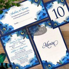 Set complet papetarie #nunta Usor ca o pana Office Supplies, Cover, Design
