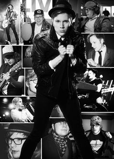 """""""Music is what moves me. But I don't think anyone wants to read about that. I think that the reason you don't know that much about me is because I don't really care about me. I'm not an interesting story."""" -Patrick Stump << SRSLY???"""