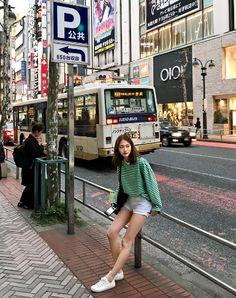 #Imvely(MT) daily 2018 #Hyunji style
