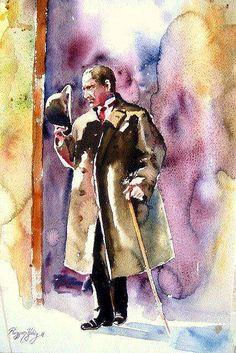Embedded Image Permalink, Asia, Sketches, Military, Drawings, Painting, Preschool, Turkey, Education