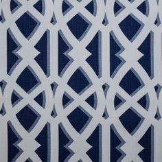 Happiness - Elton Navy Hertex Fabrics, Beach Room, Designer Wallpaper, Printing On Fabric, Beach House, Happiness, Lounge, Navy, House Styles