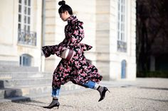The Best Street Style From Paris Couture  - ELLE.com