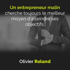 Un #entrepreneur #malin cherche toujours le meilleur moyen d'atteindre ses #objectifs : https://www.youtube.com/watch?v=uXyJ8e66NwI :)