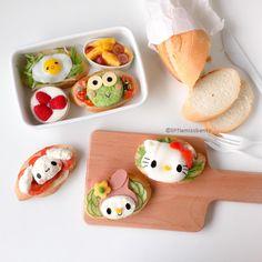 Sanrio Toast Bento
