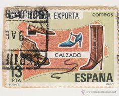 SELLO ESPAÑA 1980 ESPAÑA EXPORTA EDIFIL Nº 2565 USADO