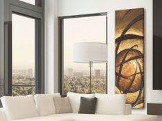 Radiateur / radiateur décoratif en aluminium PITTURA MATERICA by Termoarredo Design