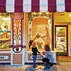 Yep. We ARE America's Favorite Main Street! Franklin, TN