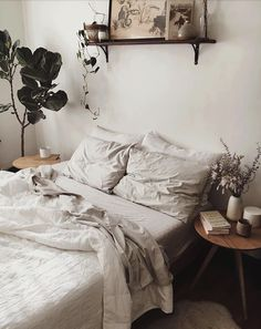 the art of slow living - Maison - Décoration - Home - Interior - Design Industrial, Decoration Inspiration, Decor Ideas, My New Room, Home And Living, Slow Living, Home Decor Bedroom, Bedroom Ideas, Cozy House