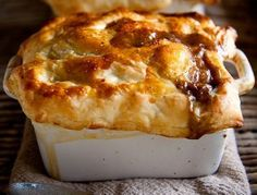 Steak and Mushroom Pot Pie | AllFreeCasseroleRecipes.com