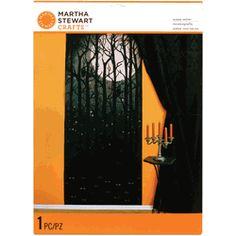 Halloween Scene Setter - Dark Forest
