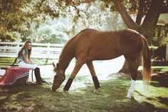 Olympic horse Krocket and professional rider Pearl Theodosakis, photo by Rachel Mills