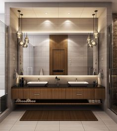 Luxury Bathroom Master Baths Rustic is categorically important for your home. Whether you choose the Small Bathroom Decorating Ideas or Dream Master Bathroom Luxury, you will create the best Luxury Bathroom Master Baths Wet Rooms for your own life. Luxury Master Bathrooms, Bathroom Design Luxury, Modern Bathroom Design, Bathroom Designs, Bathroom Ideas, Master Baths, Bathroom Mirrors, Dream Bathrooms, Bathroom Faucets